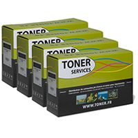 Toner  P4KB230NCMY pour imprimante Brother MFC 9320CW